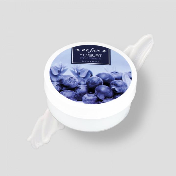 Yogurt & Elderberry – Body Cream 40ml
