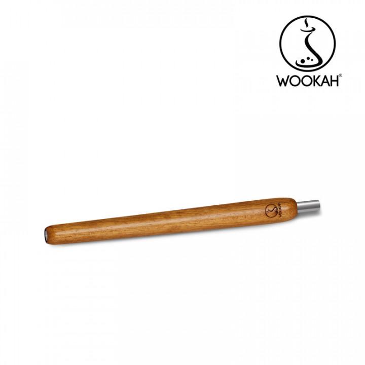 Wookah Wooden Mouthpiece - Iroko Standard