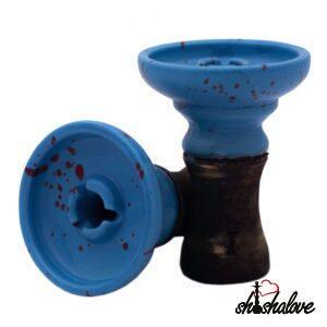 I bowl Phunnel - Blue Dots