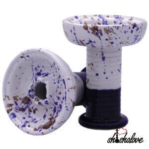 I bowl Phunnel Big - White/Dots