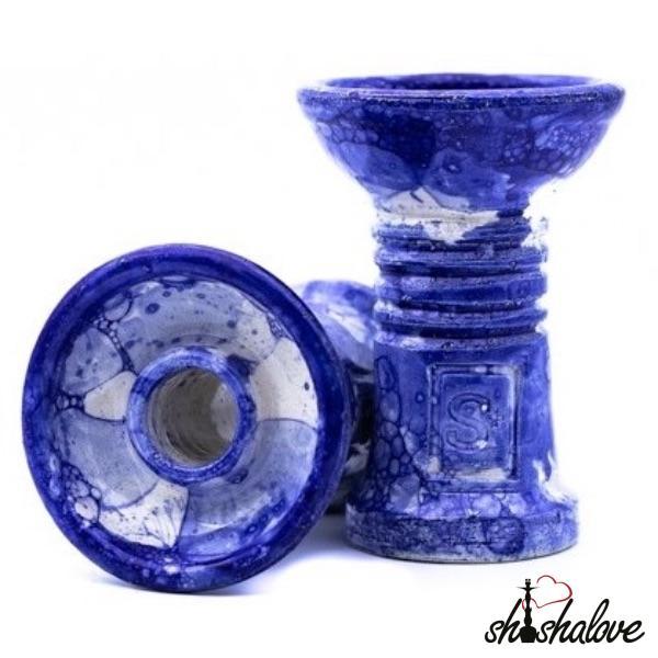 S+ bowl Model B - Blue