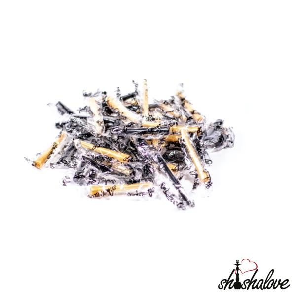 Shishalove Disposable Long Mouth Tips - 100 Pieces