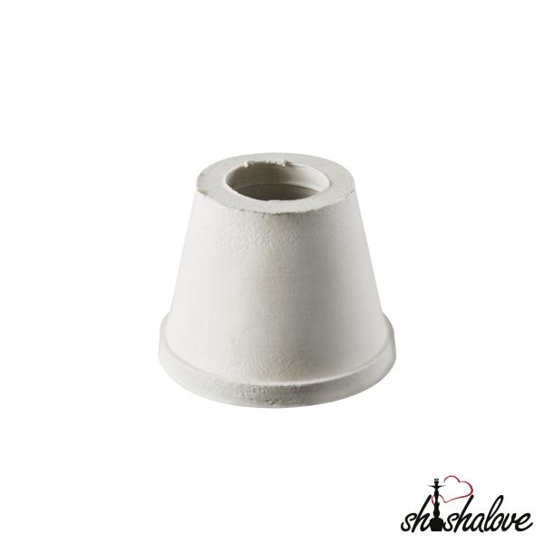 White Rubber Grommet