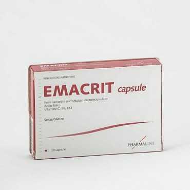 Emacrit capsules