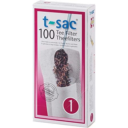 TEA FILTERS 100PCS