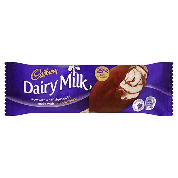 cadbury dairy milk 100ml