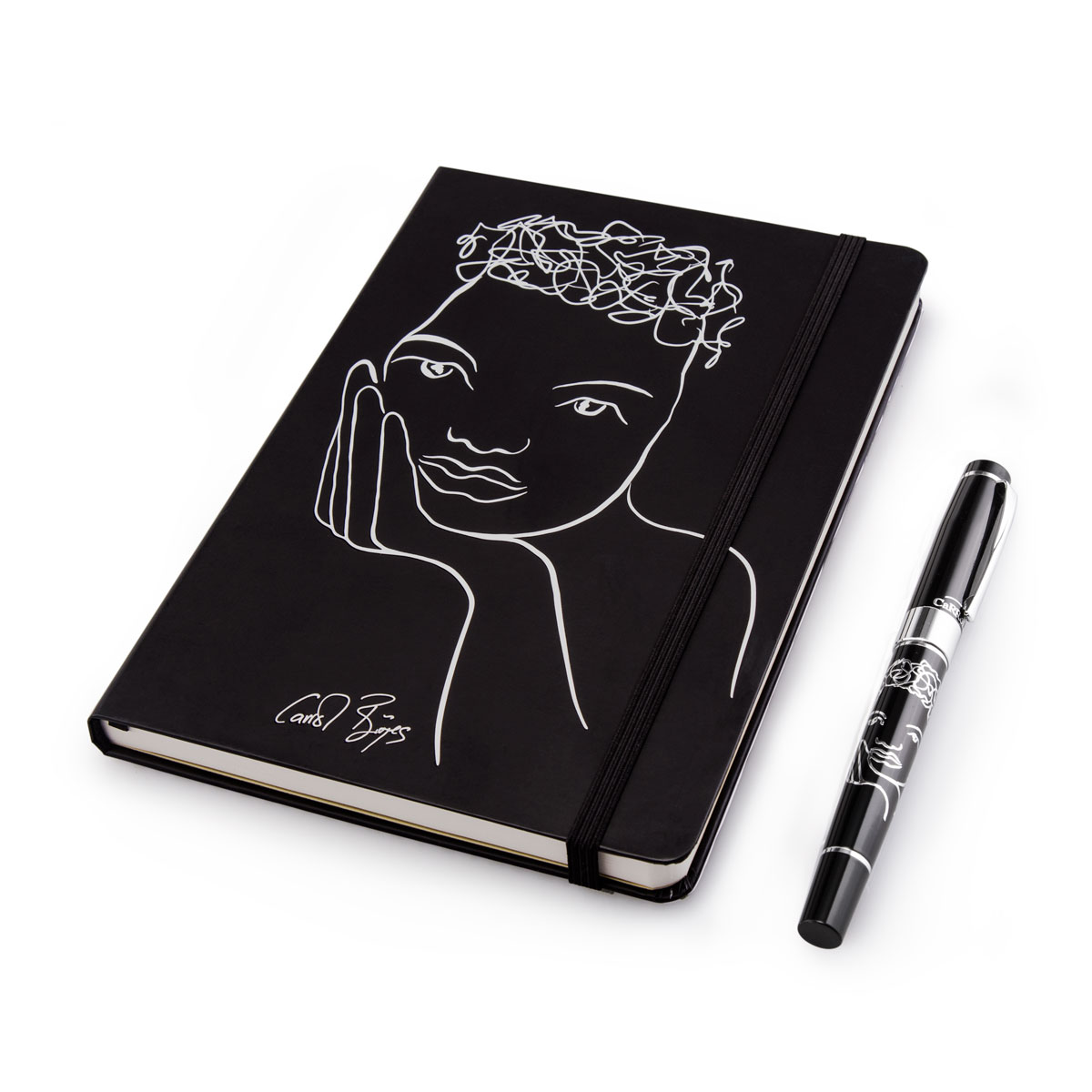 NOTE BOOK SET - knowing €70.00