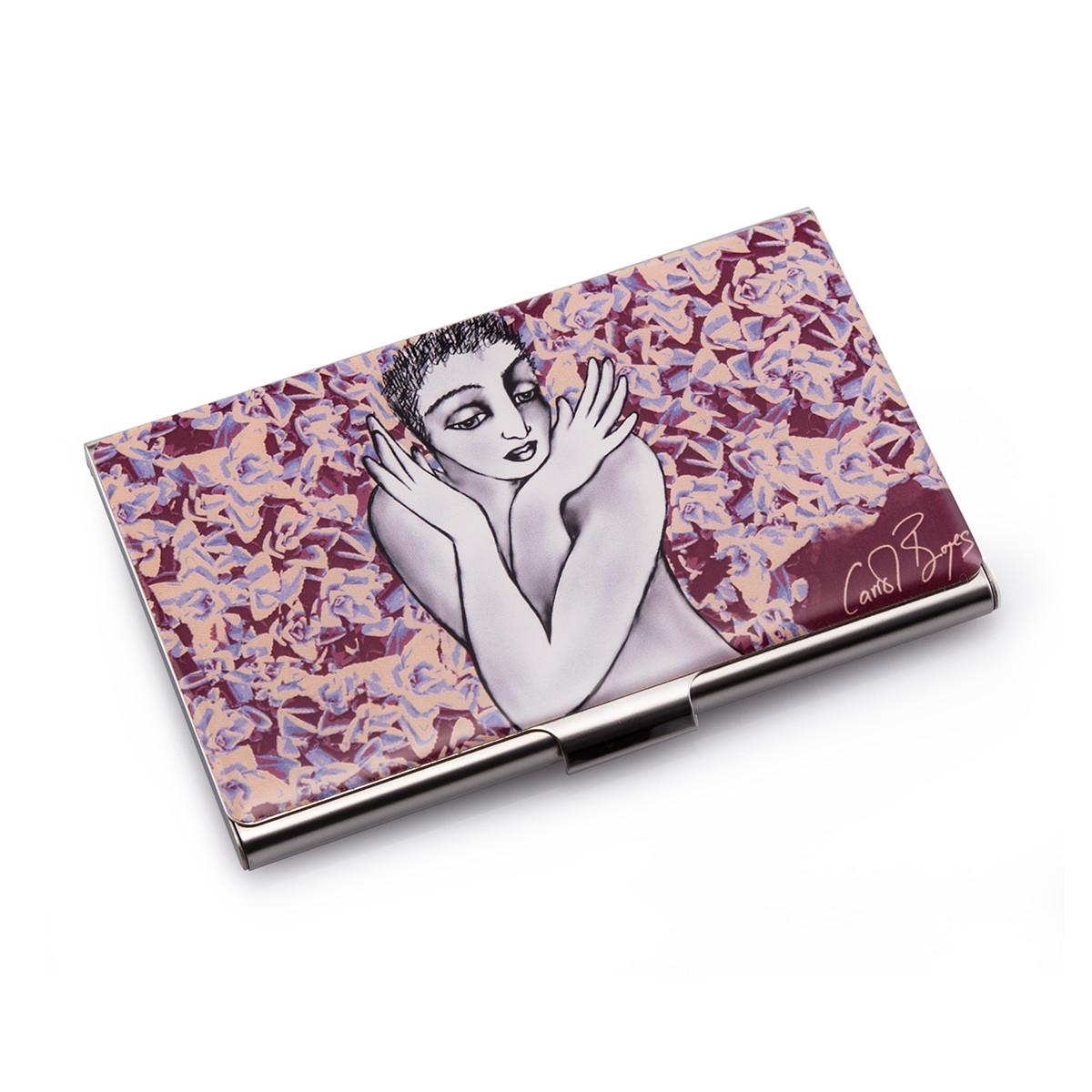 BUSINESS CARD CASE - flutter
