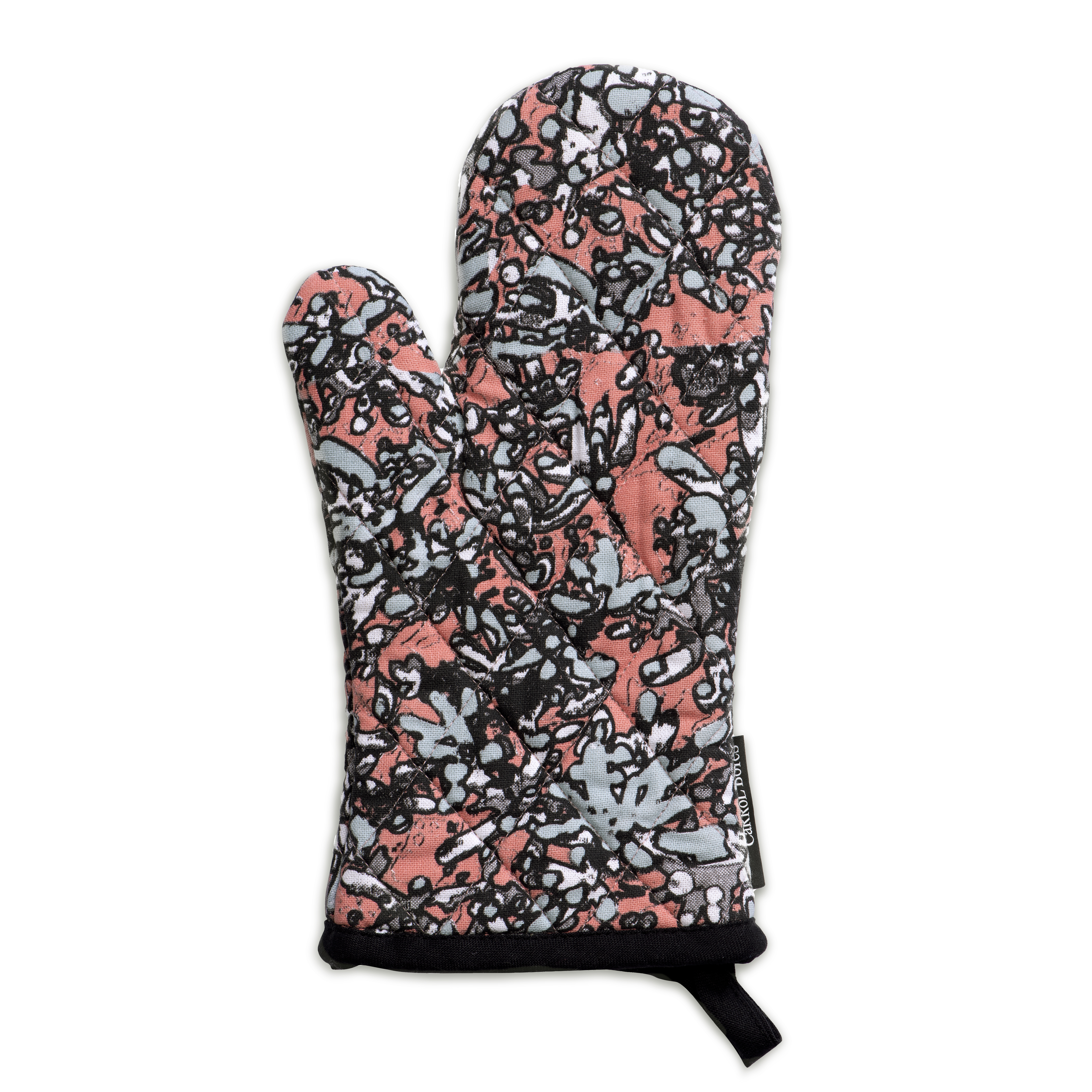 OVEN GLOVE - POP ART CORAL COLLECTION