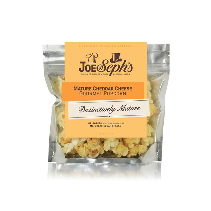 Joe & Seph's - Mature Cheddar Cheese 27 gr