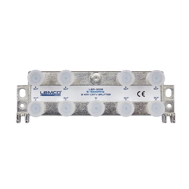 LSP-1008 / 8-WAY SPLITTER