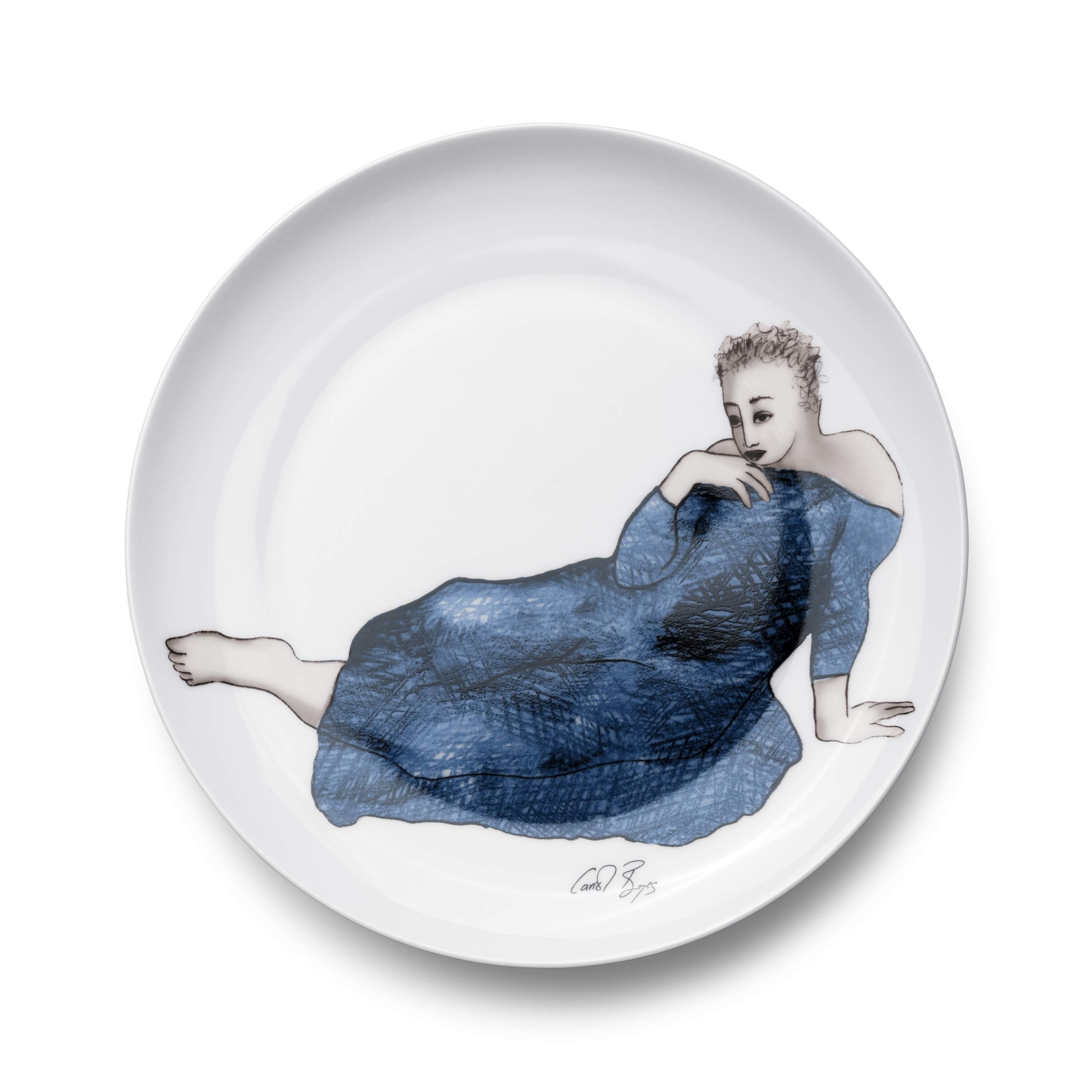 DINNER PLATE SET OF 4 - enticing