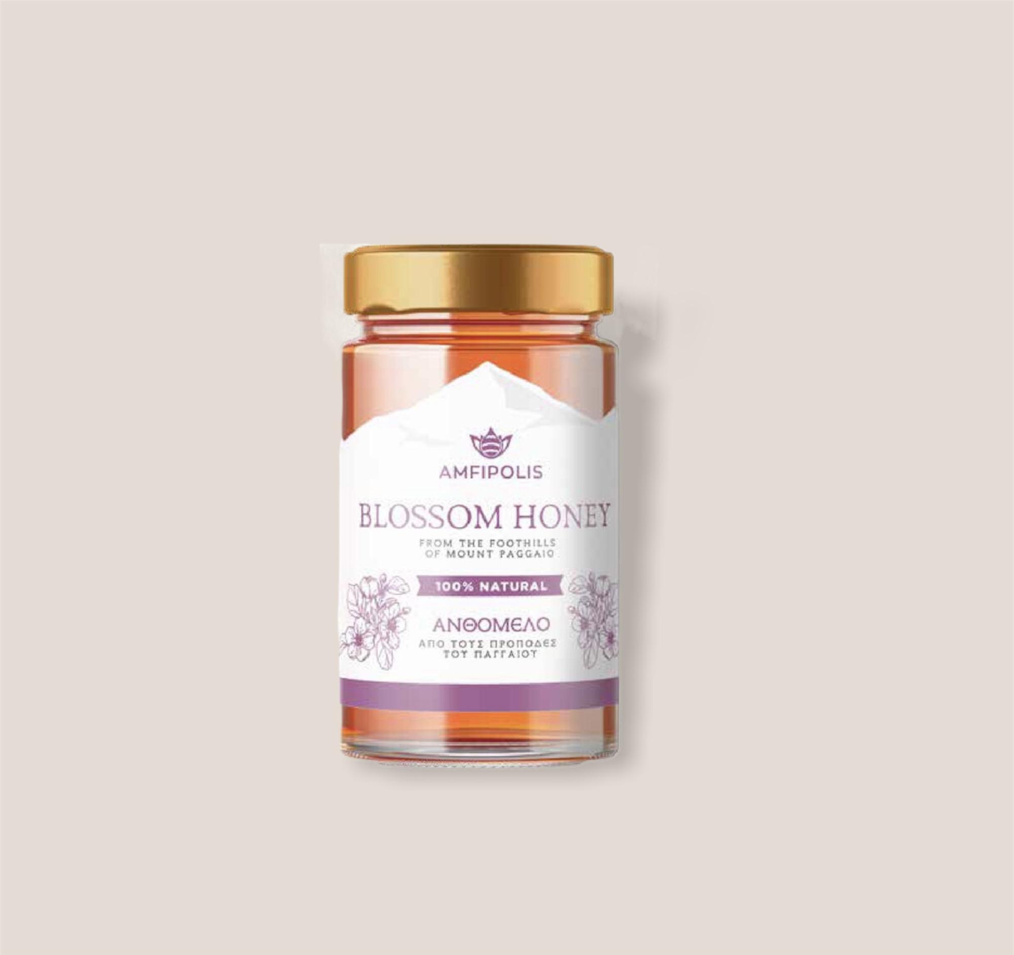 Amfipolis Blossom Honey 400gr