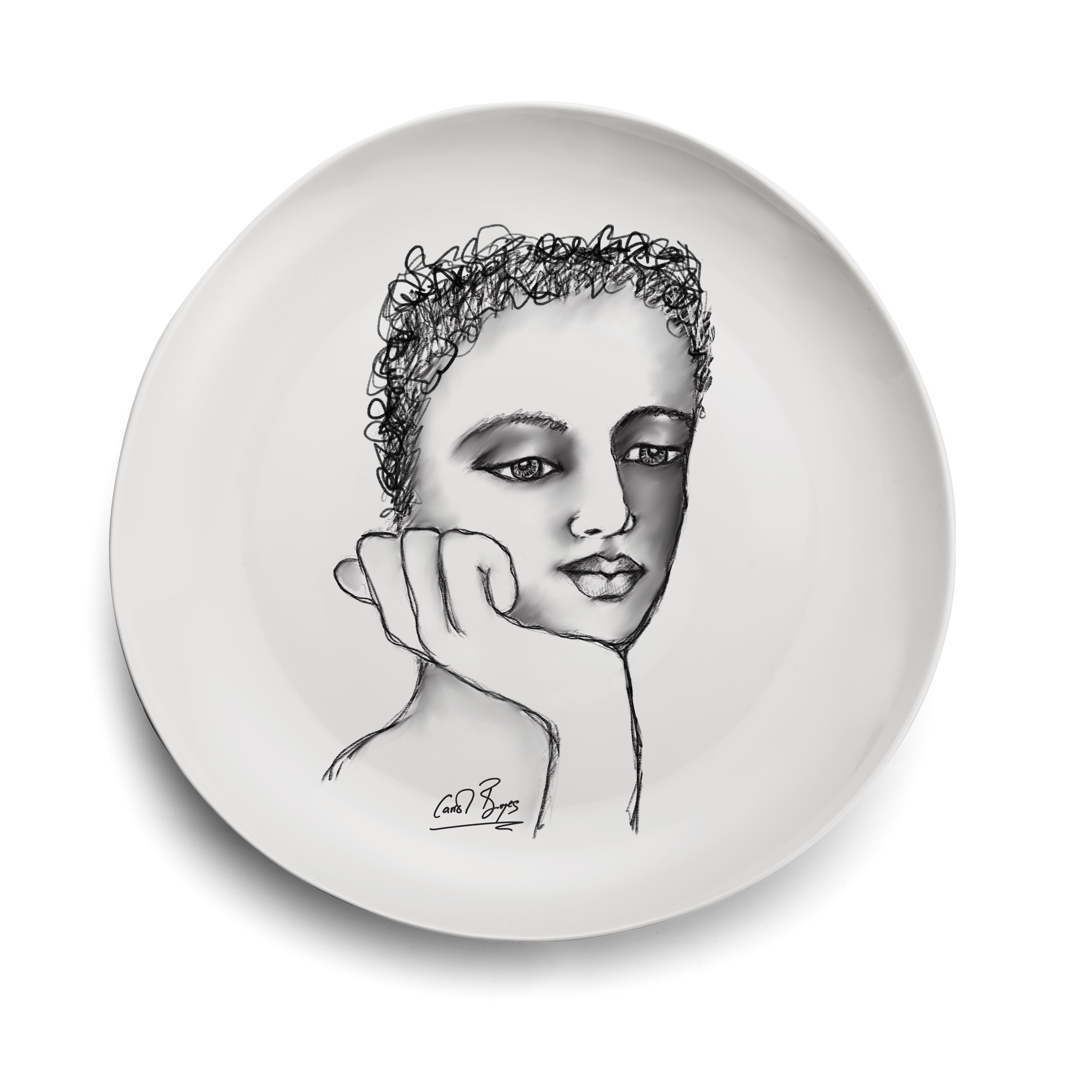 DINNER PLATE - just a thought