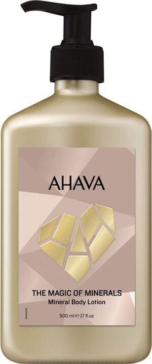 AHAVA THE MAGIC OF MINERALS BODY LOTION 500ml