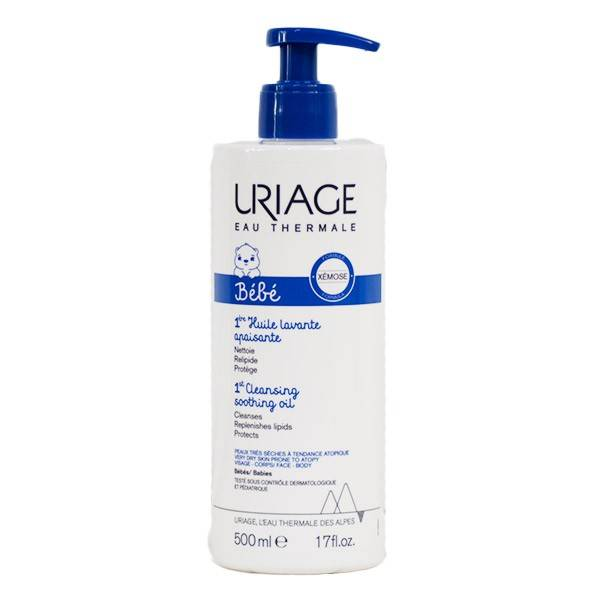 URIAGE 1st Cleansing soothing oil 500ml