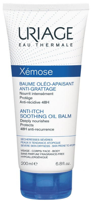 URIAGE XEMOSE anti-itch soothing oil balm 200ml