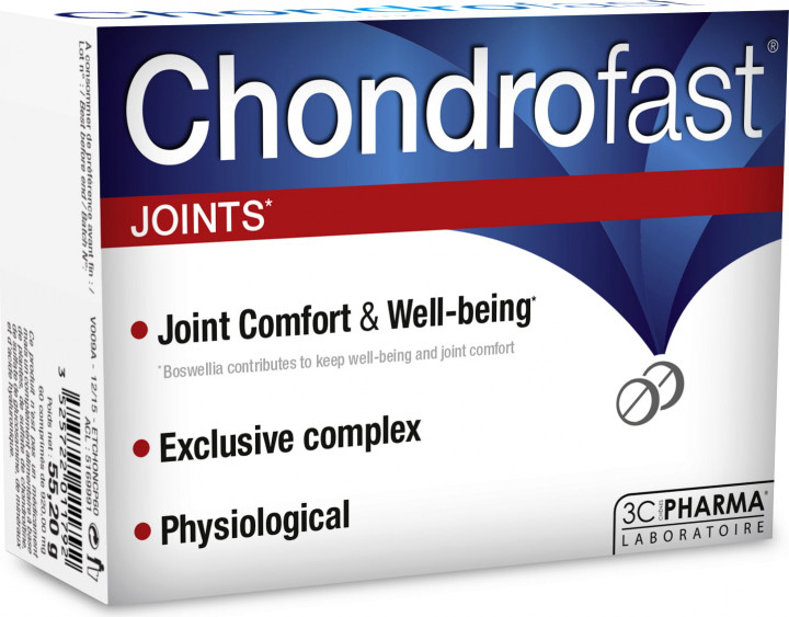 Chondrofast 60 tablets