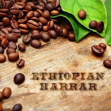 Ethiopian Harar Coffee Beans 250gr