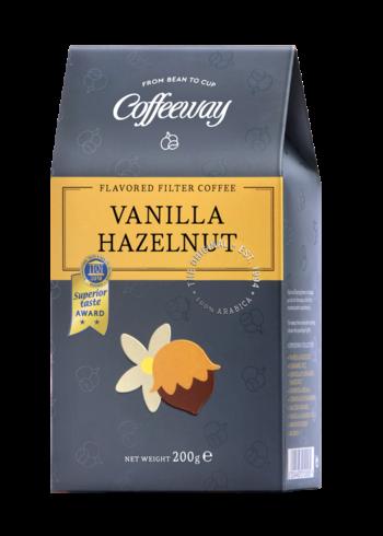 Vanilla hazelnut Filter Coffee 200gr