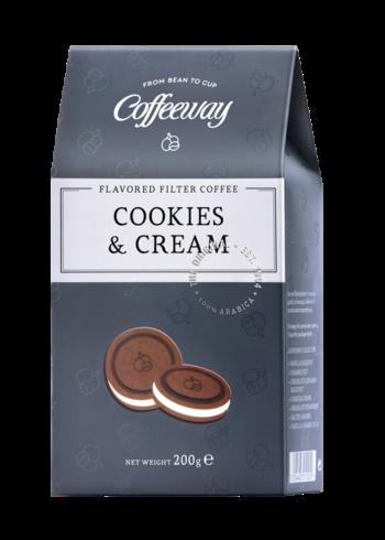 Cookies & Cream Filter Coffee 200gr