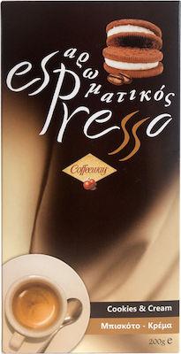 Aromatic Espresso - Cookies & Cream 200gr - Automatic Espresso Coffee Machine
