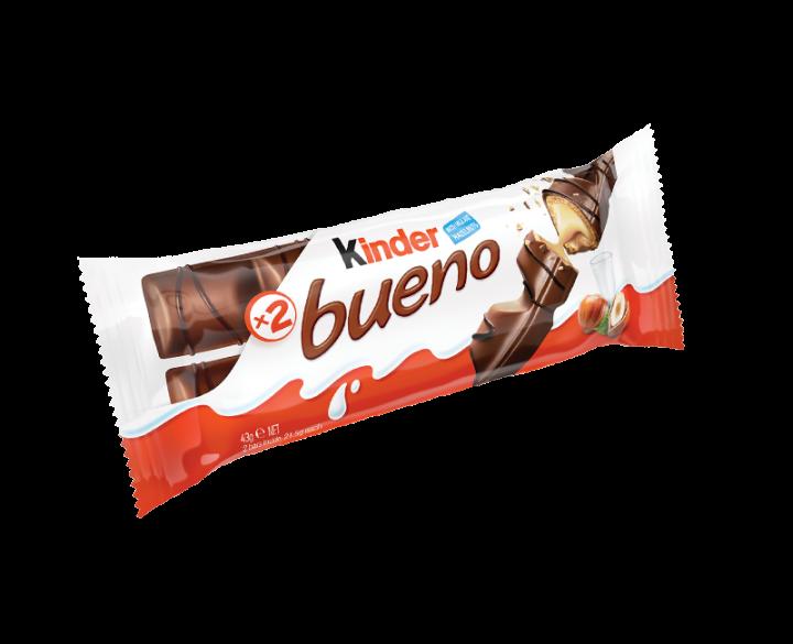 KINDER BUENO CHOCOLATE - 43GR