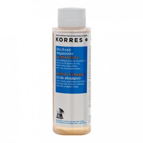 Korres Kids Herbal Vinegar Shampoo - 150ml