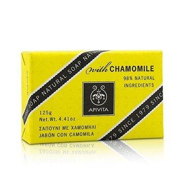 APIVITA NATURAL SOAP CHAMOMILE - 125G