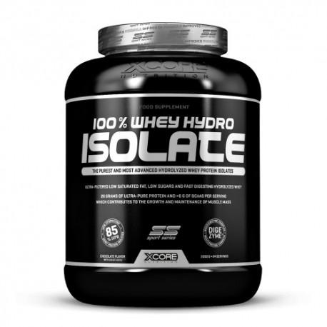 Xcore 100% Whey Hydro Isolate SS 2000 g - Vanilla