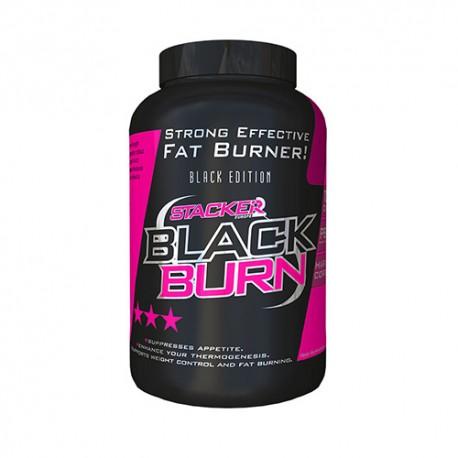 Stacker2 Fat Burner Black Burn 120 Caps