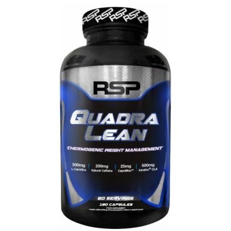 RSP Nutrition QuadraLean Thermogenic , 180 Caps