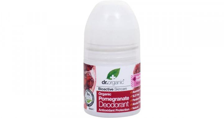 DR ORGANIC POMEGRANATE POMEGRANATE DEODORANT 50ML
