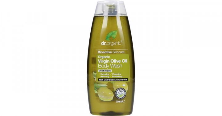DR ORGANIC VIRGIN OLIVE VIRGIN OLIVE OIL BODY WASH 250ML