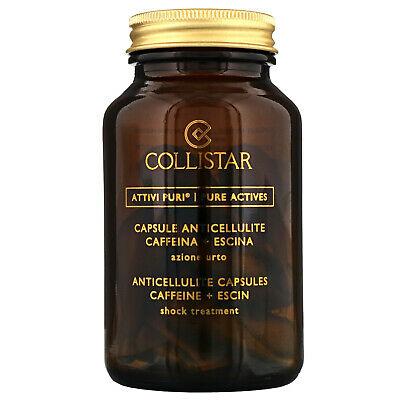 COLLISTAR PURE ACTIVES ANTICELLULITE 14 CAPSULES CAFFEINE + ESCIN 4ML