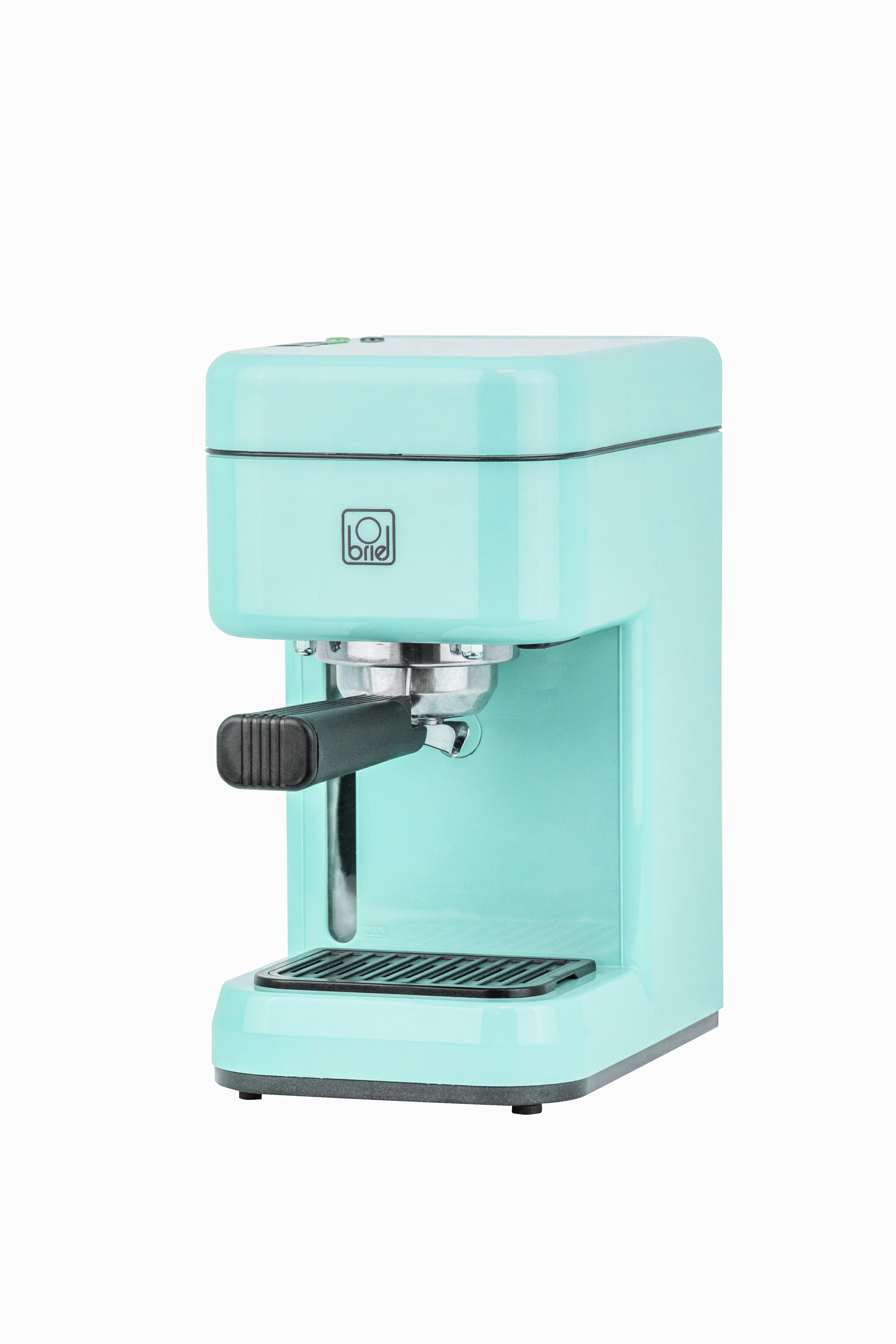 BRIEL B14 MANUAL ESPRESSO MACHINE - BLUE
