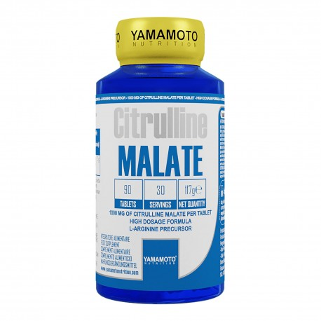 Yamamoto Nutrition Citrulline Malate 90 Tablets