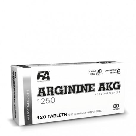FA Nutrition ARGININE AKG 1250 120 Tabs