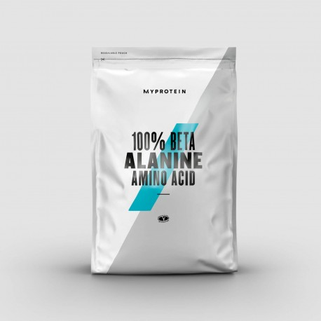 Exp 31/08/2021 MyProtein Beta Alanine 250 g