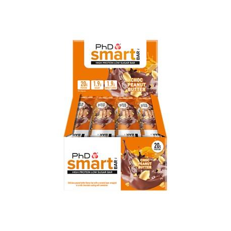 PhD Smart Bar 12 x 64 g - Cookies & Cream