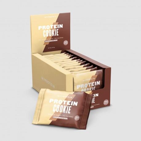 MyProtein Cookie 38 g Protein Cookies 12 x 75 g - White Chocolate Almond