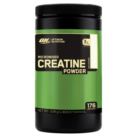 Optimum Nutrition Micronised Creatine Powder 1.4 lb (634 g)