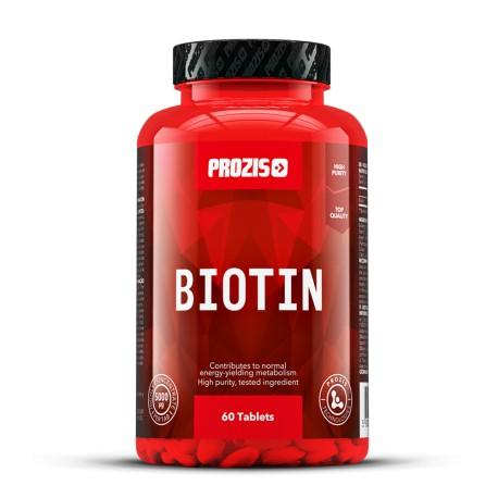 Prozis Biotin 5000 mcg 60 Tabs