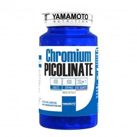 Yamamoto® Nutrition Chromium Picolinate 100 Tabs