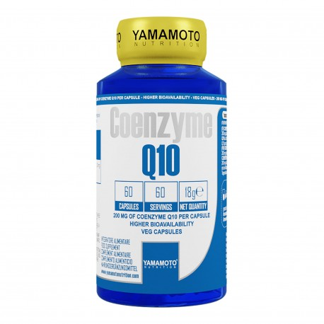 Yamamoto Nutrition Coenzyme Q10 60 Caps