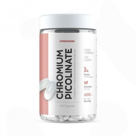 Prozis Chromium Picolinate 600 mcg 120 Caps