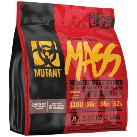 Mutant Mass 2.27 Kg - Chocolate Fudge Brownie