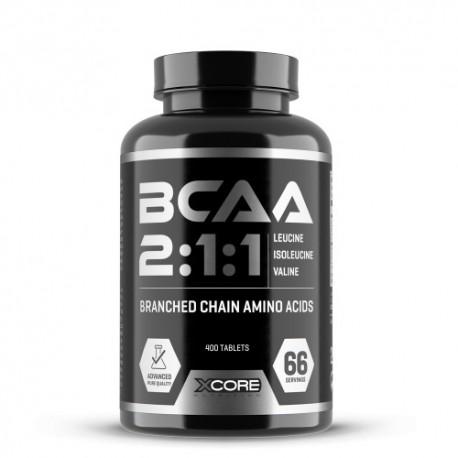 Xcore BCAA 2:1:1 400 Tabs