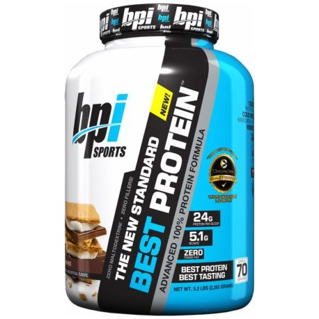 BPI Sports Best Protein 2.2 Kg - Chocolate Brownie