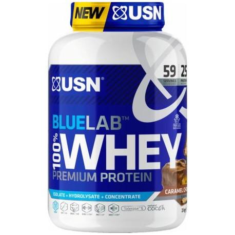 USN BlueLab 100 % Whey 2 Kg - Strawberry